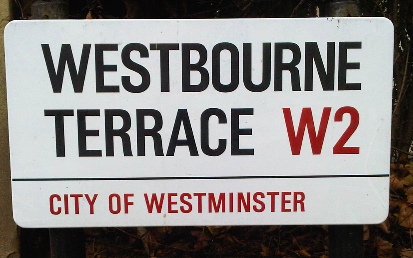 Westbourne Terrace, London W2