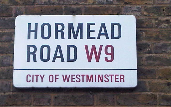 Hormead Road, London W9