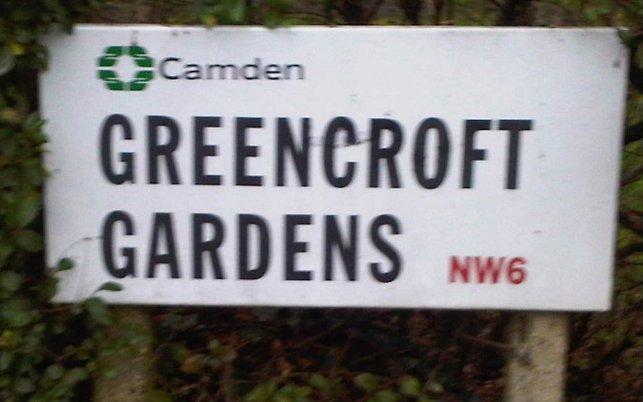 Greencroft Gardends, South Hampstead, London NW6